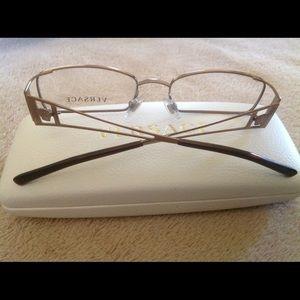 90f0af5cc692 Versace Accessories - NWOT Women Versace Eyeglasses w  Case Authentic