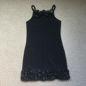 Sweet Heart Rose Other - Black Holiday dress for little girl