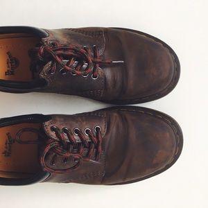 Dr. Martens Shoes - Dr. Martens 5EYE Brown