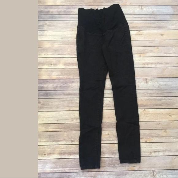 724a2c71673 Forever 21 Denim - Forever 21 life in progress black maternity jeans