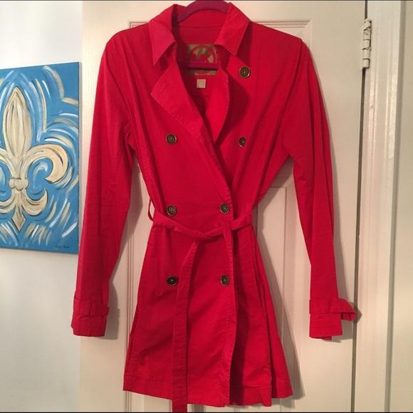 99352c3ee91 Michael Kors trench coat. M 580e543dfbf6f99fa600d223