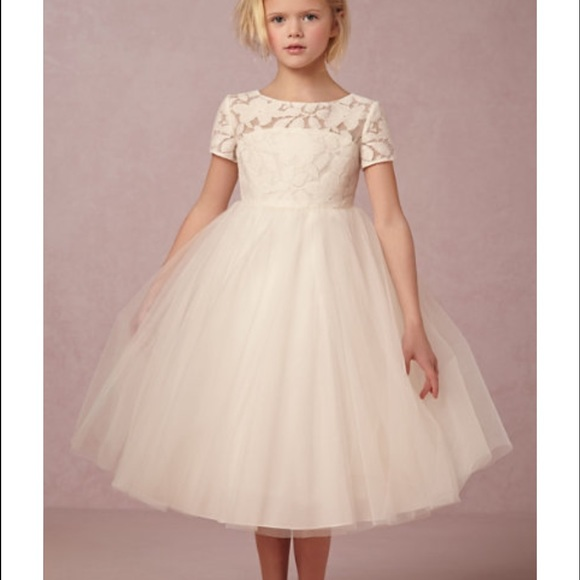 4b913c8b7a3 Anthropologie Other - bhldn  anthropologie  Portia flower girl dress