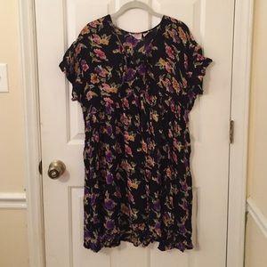 Reclaimed Vintage Dresses & Skirts - Vintage floral mumu