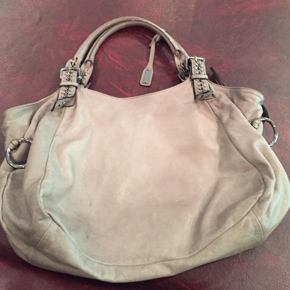 Abro handbag in taupe