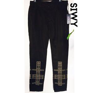 Siwy Pants - 🆕💓Adorable Siwy black pants💓