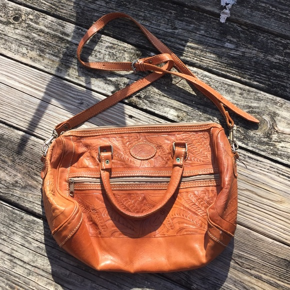 2031f0302 Vintage Bags   Firm Price Sergios Collection Crossbody   Poshmark