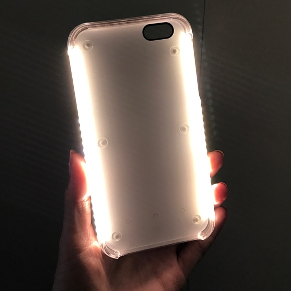 LuMee Accessories - LuMee Light Up Case for iPhone 6S PLUS 9448ef5775