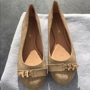 American Eagle by Payless Shoes - American Eagle- Tan colored Flats!