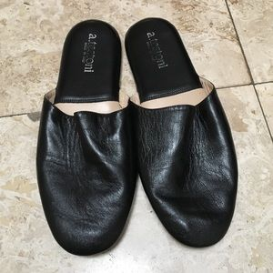 a. testoni Other - Mens Italian Leather Slippers