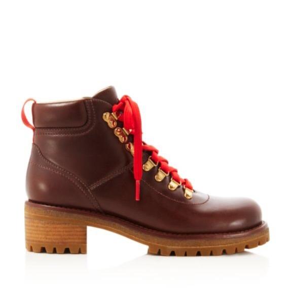 3c9b1967a0b Tory Burch Gunton Hiking Bootie. M 580e6e7799086ad3e40bcd80