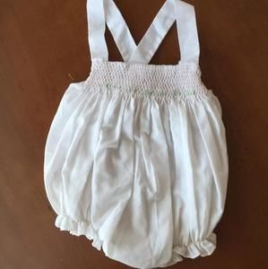 Other - Vintage baby romper 12 mos