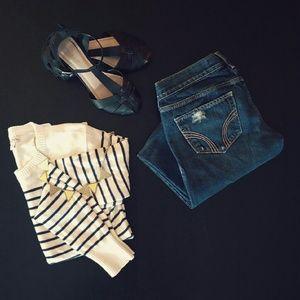 "Hollister ""Laguna Skinny"" Jeans"