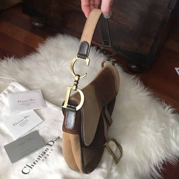 7c0d8b62f8 ... 🎉HP🎉 Christian Dior Pony Hair Saddle Bag super popular 762b7 78af7  A Bucket  Bag for Every ...