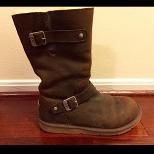 UGG Shoes - | S A L E | Leather Ugg Boot