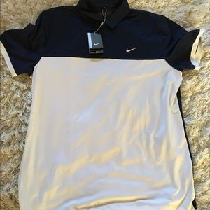 Nike Golf Dri Fit Polo XL