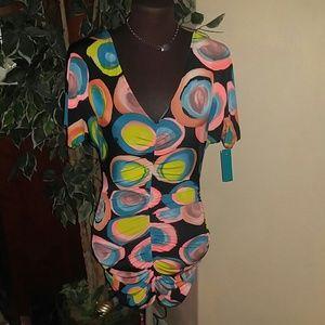 NEW LISTING! Geometric Club Dress
