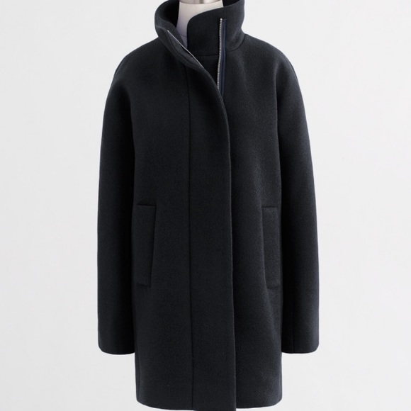 J. Crew Factory Jackets & Blazers - J.Crew Factory City Coat