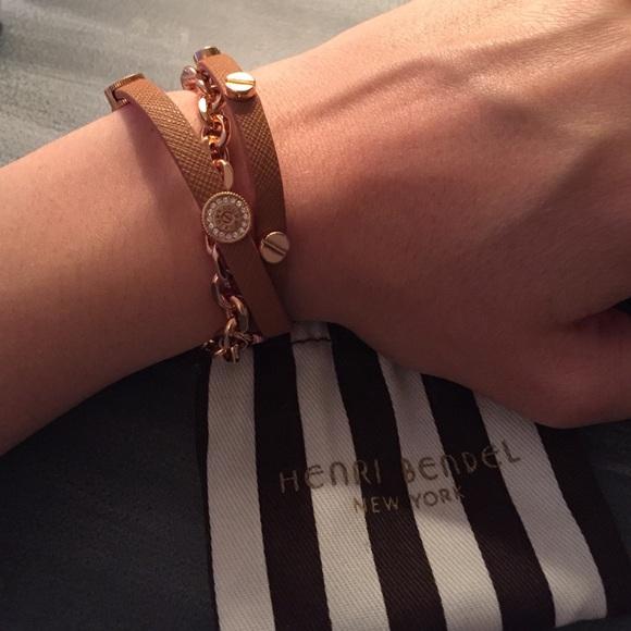 Henri Bendel Jewelry Wrap Bracelet Poshmark