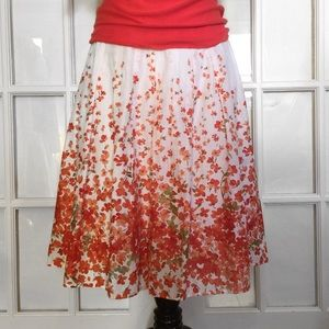 Maggy London Dresses & Skirts - 🎈Final Price! Maggy London Floral Skirt