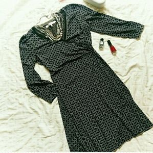 Studio M Dresses & Skirts - Studio M faux wrap dress