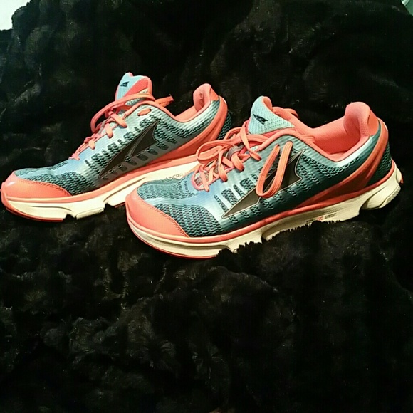 Altra Shoes Womens Zero Drop Running Poshmark