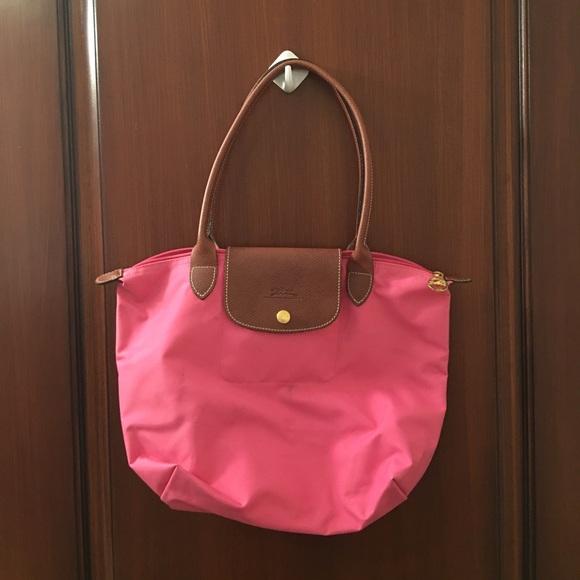 Longchamp Bag Le Pliage House Of Fraser : Off longchamp handbags small pink le