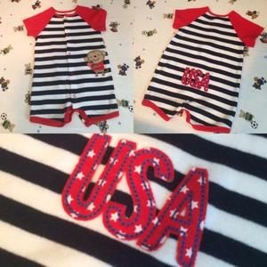Carters Other - 4th of July Outfit