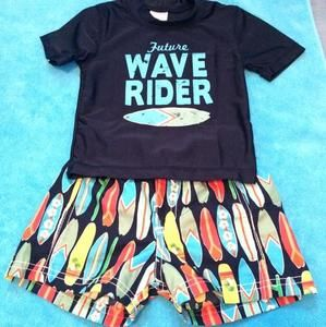 Carters Other - Carters Swim Outfit
