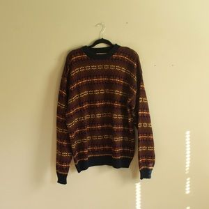 Vintage Cosby 80s 90s Sweater