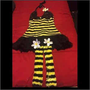 Sexy Bumble Bee Costume 