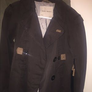 Zara jacket. PRICE IS NEGOTIABLE
