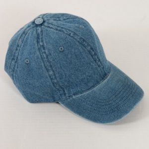 Accessories - Trendy Adjustable Denim Hat