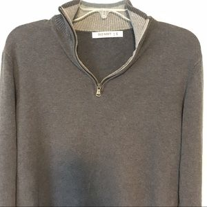 Old Navy Other - 🎉HP🎉Men's Heather Gray Sweater