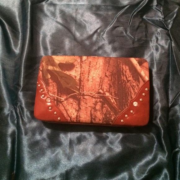 SAMOON Handbags - Camo wallet