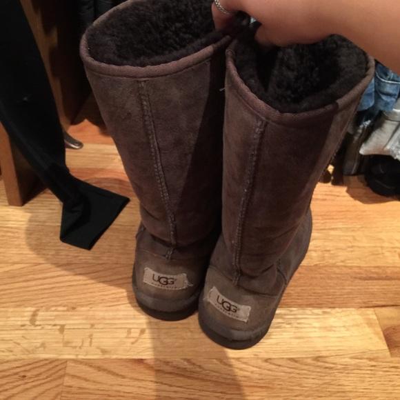 uggs boots 5804 cheap brown national sheriffs association