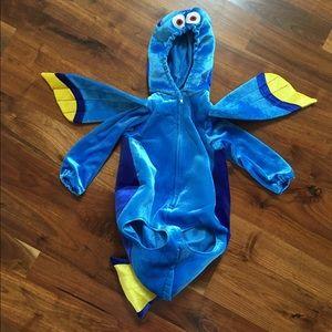 Disney Other - Disney Dory Halloween Costume XXS