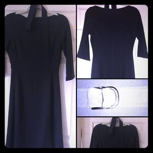 EMPORIO ARMANI dress w/ belt! SOPHISTICATED‼️