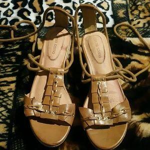 Corso Como Shoes - Corso Como size 8.5 wedges
