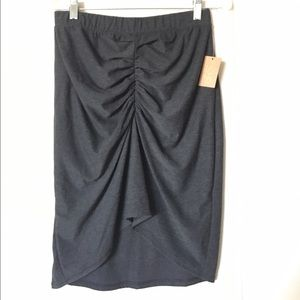 RACHEL Rachel Roy Dresses & Skirts - Rachel Roy Gray Skirt, High Low Style