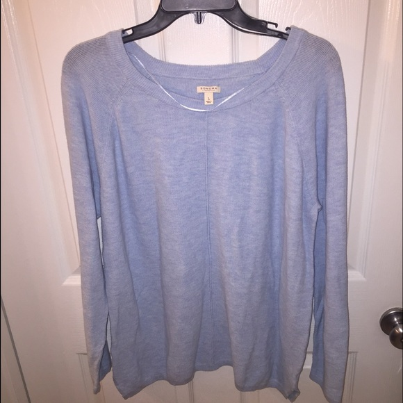 Sonoma Sweaters Womens Light Blue Sweater Poshmark