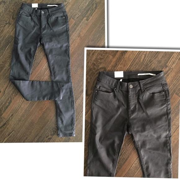 5ae03106 New ZARA Woman Premium Denim Collection Jeans NWT