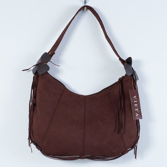 Vieta Handbags - 🎄SALE!!! 🎄 💝NWT💝 Fringe Purse