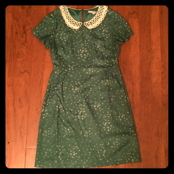 Boden Dresses Vintage Collar Dress Us 6r Poshmark