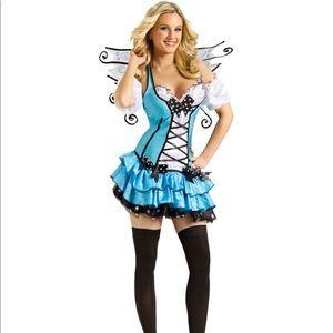 Bluebelle Fairy Costume XS