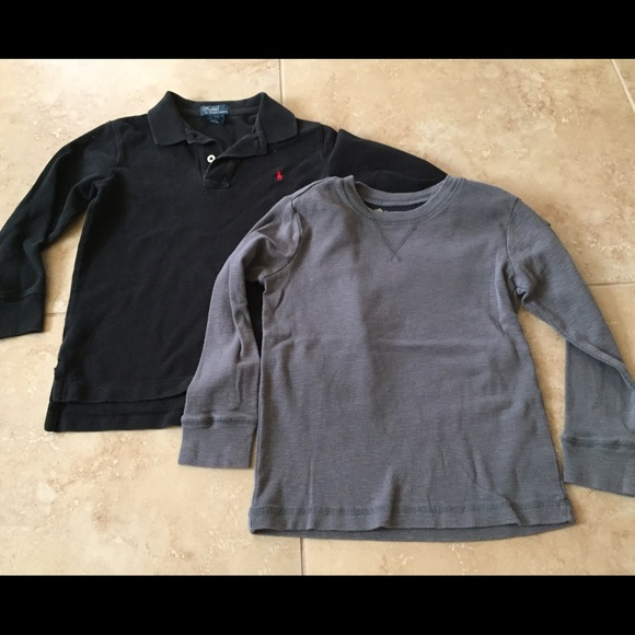 7682af8b6b Boys Ralph Lauren Polo and Tucker + Tate Nordstrom