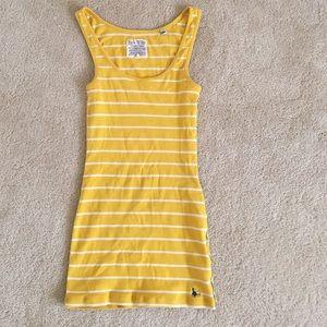Jack Wills Dresses & Skirts - 🎉🎉Jack Wills yellow dress (fits XS-S)
