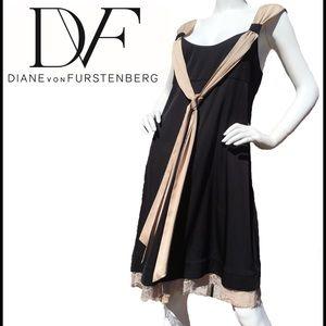 Diane von Furstenberg Dresses & Skirts - Gorgeous DVF Diane Von  Furstenberg Silk Dress