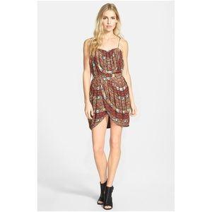 Sam Edelman Draped  Skirt Dress