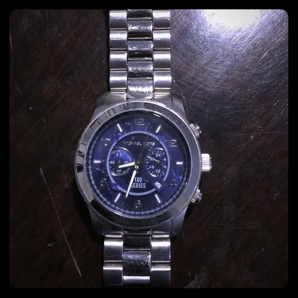 World Map Watch Michael Kors.Michael Kors Accessories Big Face Watch With World Map Poshmark