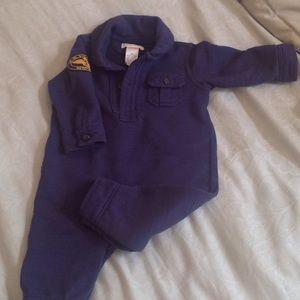 Ralph Lauren Other - Ralph Lauren Navy Inspired Baby Outfit